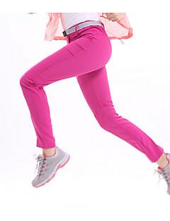 ספורטיבי טייץ לרכיבה לנשים עמיד למים / נושם / שמור על חום הגוף / עמיד / חומרים קלים אופניים טייץ רכיבה על אופניים / תחתיות כותנה / גיזות