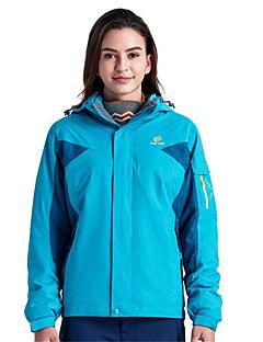 Hiking Softshell Jacket / Windbreakers / Tops Women's Waterproof / Breathable / Thermal / Warm / Quick Dry / Anti-EradiationSpring /
