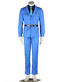 Hetalia Cosplay Costumes Top /  Coat / Shirt / Belt  / Tie  Kid