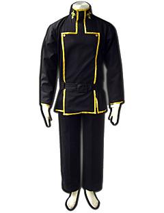 Inspirovaný Kód Gease Lelouch Lamperouge Anime Cosplay kostýmy Cosplay šaty Jednobarevné Kabát / Kalhoty / Pásek