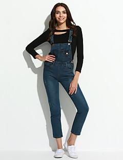 Damen Jumpsuits - Anspruchsvoll Ärmellos Andere Mikro-elastisch