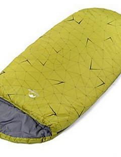 팽창 매트 직사각형 침낭 싱글 10 중공 코튼 400g 180X30 하이킹 / 캠핑 / 여행 / 야외 / 실내 방수 / 호흡 능력 / 비 방지 / 바람 방지 / 통풍 잘되는 / 폴더 / 휴대용 / 밀폐 기능 / 엘라스틱 NH