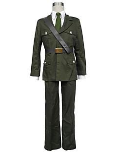Hetalia Cosplay Costumes Top /  Shirt / Pants/ Tie / Belt / More Accessories  Kid
