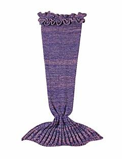 Malá mořská víla Festival/Svátek Halloweenské kostýmy Světle fialová Fialová Žlutá Modrá Více doplňků OcasHalloween Vánoce Nový rok Den
