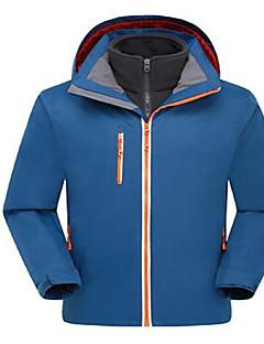 スキーウェア ウインドブレーカー 男性用 冬物ウェア ナイロン 冬物ウェア 防水 保温 防風 静電気防止 春 秋 冬