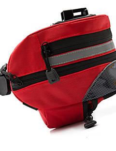 Cyklistická taškaBrašna na sedlo / Brašny pod košík Reflexní pásek / Multifunkční / Telefon/Iphone Taška na kolo Taška na kolo Cyklistika