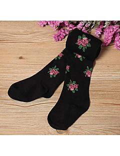 Dívčí Bavlna Běžné/Denní Jednobarevné-Podzim Zima-Spodní prádlo a ponožky