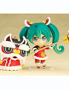 Vocaloid Hatsune Miku PVC 10 Anime Čísla akce Stavebnice Doll Toy