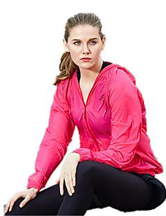 ריצה צמרות לנשים / לילדים שרוול ארוך נושם / ייבוש מהיר / עמיד יוגה / טקוונדו / טיפוס / גולף / ספורט פנאי ספורטיבי בגדי ספורט רזהבבית /