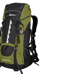 60 L Backpack Hiking & Backpacking Pack Rucksack Camping & Hiking Climbing Leisure Sports Traveling Outdoor Performance Leisure Sports