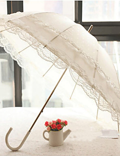 "Lace Umbrella 35.4""(Approx.90cm) Lace 33.5""(Approx.85cm)"
