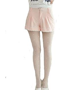 Calças Doce Princesa Cosplay Vestidos Lolita Cor Única Lolita Lolita Calções Para Poliéster