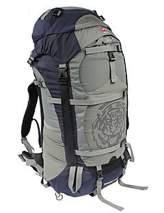 60 L Pacotes de Mochilas Mochila Mochila para Excursão Acampar e Caminhar Montanhismo Esportes de Lazer ViajarAo ar Livre Espetáculo