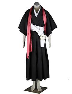 Inspirovaný Dead Cosplay Anime Cosplay kostýmy Cosplay šaty Jednobarevné Kimono / Kalhoty / šála či šátek / Náhrdelníky / Pásek / Motýlky