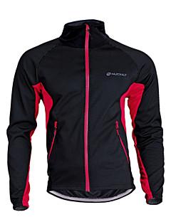 Nuckily Jaqueta para Ciclismo Unissexo Moto Camisa/Roupas Para Esporte Respirável Térmico/Quente A Prova de Vento Poliéster Tosão