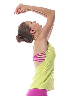 Yokaland®®Jóga Sportovní podprsenky Prodyšné Rychleschnoucí Redukuje pot Ter Emen Pohodlné Ochranný Natahovací Sportovní oblečeníJóga