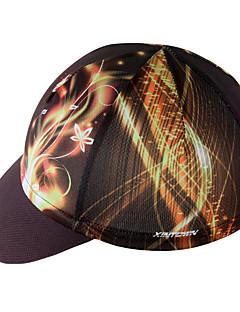 כובע אופנייים נושם ייבוש מהיר עמיד מבודד מגביל חיידקים מפחית שפשופים תומך זיעה רך קרם הגנה לנשים לגברים יוניסקס שחור טרילן