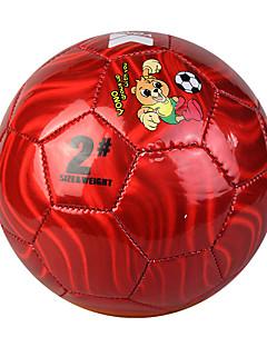 Høy Elastisitet Holdbar-Fotball(Gul Rød Blå Oransje,PVC)
