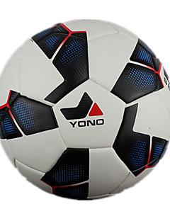Høy Elastisitet Holdbar-Fotball(Hvit Svart,Fiber)