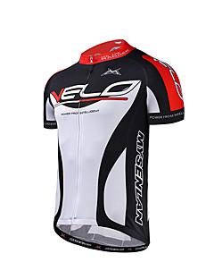 Mysenlan חולצת ג'רסי לרכיבה לגברים שרוול קצר אופניים ג'רזי נושם פוליאסטר אופנתי קיץ פול שחור נייבי כהה