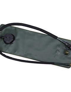 2.5L L Lahev na vodu a hydratační balíček Outdoor a turistika Outdoor Výkon Cvičení Voděodolný Nositelný Bílá Zelená Káva Šedá Černá Nylon
