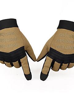 Pele artificial / wearable luvas de caça unissex protecção