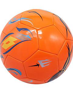 Høy Elastisitet Holdbar-Fotball(Oransje,PVC)
