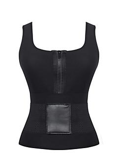 여성 오버버스트 코르셋 잠옷,스포츠중간 폴리에스테르