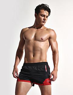 Męskie Moda miejska Aktywny Seksowna Prosty Nieelastyczne Spodnie dresowe Krótkie spodnie Spodnie,Średni stan Luźna,Mixed Kolor Modny