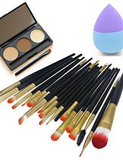 1 Crayons à Sourcils Houppette/Eponge Pinceaux de Maquillage Sec Visage Yeux Lèvres Autre Chine