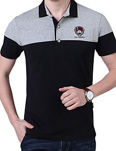 男性用 ハイキング Tシャツ 高通気性 Tシャツ のために 釣り 夏 M L XL XXL XXXL