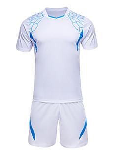 Fotball Joggedress Jersey Bekvem Sommer Klassisk Polyester Fotball