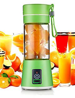 1 stk usb elektrisk frugt juicer kop mini squeezers reamers bærbar citronsaft mini flaske squeezer blender gym udendørs rejse