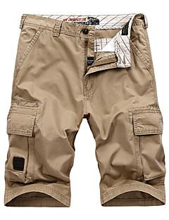 男性用 ハイキング ショーツ 高通気性 パンツ のために キャンピング&ハイキング 釣り M L XL XXL XXXL