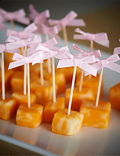 デコレーションツール ケーキのための パン用 カップケーキのための キャンディのための 出芽 ウッド クロス
