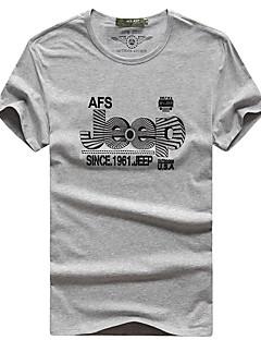 Men's T-shirt Fishing Breathable Summer Dark Navy Ivory Grey Army Green