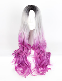 Lolita Wigs Sweet Lolita Pink Sexy Lolita Wig 75 CM Cosplay Wigs Others Wig For