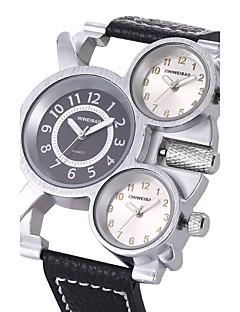 Pánské Dospělé Sportovní hodinky Vojenské hodinky Módní hodinky Náramkové hodinky Unikátní Creative hodinky Hodinky na běžné nošení