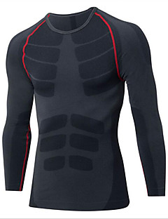 Quick Dry Compression Man'S T-Shirt Tight Sport Suit Fitness Jersey Gym Costume Running Blouse Demix Sportswear