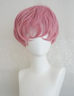 Punk Lolita Pink Short Lolita Wig