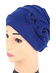 Femme Chapeau Coton Bob Capeline Chapeau de soleil,Solide Printemps/Automne Eté Fleur