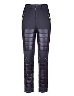女性用 ボトムズ スキー 釣り ハイキング スノースポーツ 保温 防風 耐久性 快適 秋