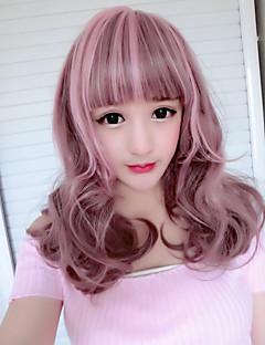 Cosplay Wigs Sweet Lolita Pink Lolita Lolita Wig 55 CM Cosplay Wigs Wig For