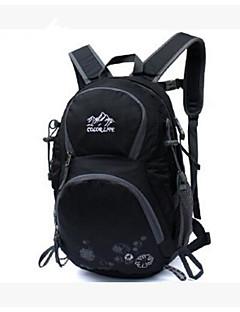 Unisex Tašky Celý rok Nylon Sportovní a pro volný čas s pro Profesionální použití Outdoor a turistika Lezení Vodní modrá Černá Rubínově