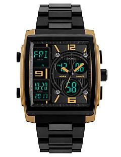 SKMEI Pánské Sportovní hodinky Hodinky k šatům Módní hodinky Náramkové hodinky Digitální hodinky japonština Digitální LED Kalendář