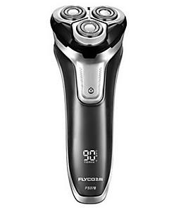 flyco fs378 rasoir électrique rasoir 100240v indicateur rapide de charge