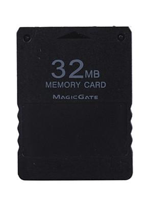 PS2 용 32메가바이트 magicgate 메모리 카드