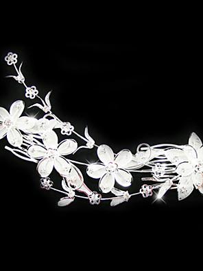 נשים סגסוגת כיסוי ראש-חתונה / אירוע מיוחד מסרקי שיער