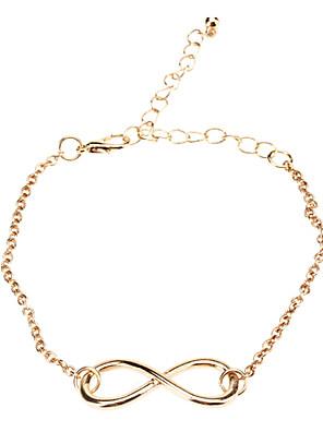 Armbånd Charm-armbånd / Vintage Armbånd Legering / Ædelsten Inspirerende Daglig Smykker Gave Gylden / Sort