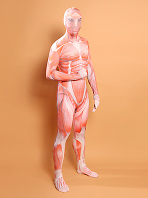 Muscle Man Lycra Zentai Inspired by Attack on Titan